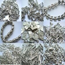 Tibetan Style - Metal Beads or Charms - Silver Tone - Selection to Choose From!