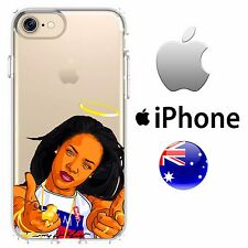 iPhone Case Cover Silicone Aalyiah RnB Singer Tupac Rapper Hiphop Chris Nikki