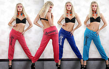 Sexy Women Clubbing Tracksuit Trousers Ladies Trousers Girls Pant Size 6 8 10 12
