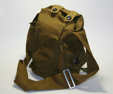 Soviet Russian Gp-5/GP-7 Gas Mask Canvas Bag Military Army Indiana Jones 2 pcs