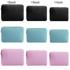 Notebook laptop Sleeve Case Carry Bag Pouch Cover 4 11/13/15inch MacBook Air/Pro