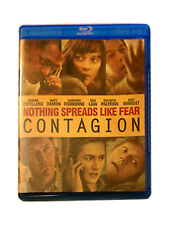 Contagion (Blu-ray Disc, 2012), Used