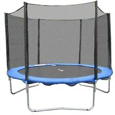 Woodworm 6ft, or 12ft Trampoline - Safety Net/Ladder/Cover