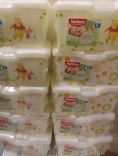 Huggies Natural Care Baby Wipes 64 ct Triple Clean Fragrance Free