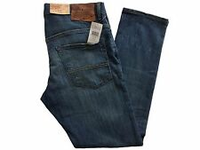 Denim & Supply Ralph Lauren Men's dropped Skinny zip-fly Jeans Made in Mexico