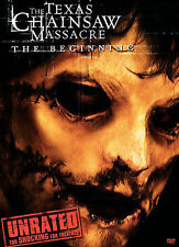 The Texas Chainsaw Massacre: The Beginning (DVD, 2007, Unrated), Original Sleeve