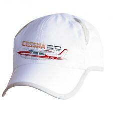 Cessna 210 Centurion Airplane Pilot Hat - Personalized with N#