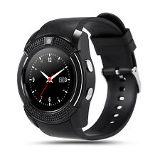 V8 Smart Watch Mens Womens Unisex 2017 IOS Android Iphone Bluetooth Color Option