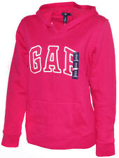 GAP Ladies Hoodie Hooded Jumper Pullover Hoodies Sweatshirt Pink XS XXL
