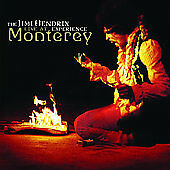 Live at Monterey by Jimi Hendrix (CD, Oct-2007, Geffen)