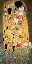 The Kiss Poster Print by Gustav Klimt (24 x 48)