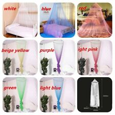 Elegant Round Lace Insect Bed Canopy Netting Curtain Dome Mosquito Net XP