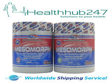 MESOMORPH ORIGINAL FORMULA PREWORKOUT GRAPE & WATERMELON EXPRESS DELIVERY