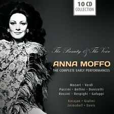 Anna Moffo-The complete early performances - CD10 Documents NEU