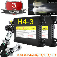 H4-3/HB2/9003 55W Car Xenon Headlight Replacement High/Low Beam HID KIT for  KIA