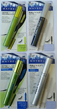 Maybelline Define A Lash, Full N Soft, Illegal Lengths, Volum'Express Mascara