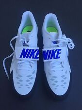 Nike Zoom Rival SD 2 Shot Put Discus Track Shoes 685134-100 White Men's