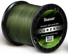 Seaguar Kanzen Braided Braid Fishing Line - Color Green - 2500 Yard Spool - NEW!