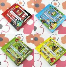 ANGRY BIRDS- 7 IN 1  STATIONERY GIFT SET(NEW)