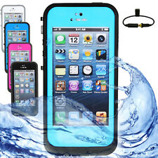 New Waterproof Shockproof DirtProof Snowproof Durable Hard Case For iPhone 5/5S