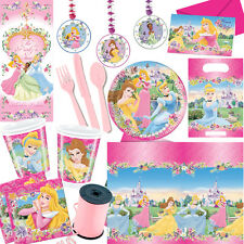 Disney Princess Birthday Party Supplies and Decorations - FREE DELIVERY