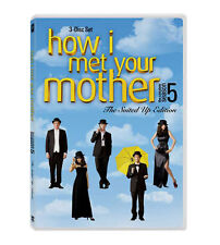 How I Met Your Mother: The Complete Season 5 (DVD, 2010, 3-Disc Set) BRAND NEW
