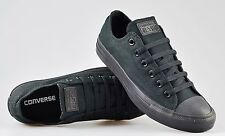 Converse Chuck Taylor All Star Ox Black Canvas Sneaker Trainers M5039C