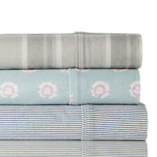 NEW Printed Flannelette Sheet Sets 40cm & 50cm WALL | 175gsm Cotton
