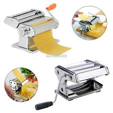 "Vermicelli/Fettuccine Making Machine 7"" Pasta/Noodle Maker with Removable Handle"