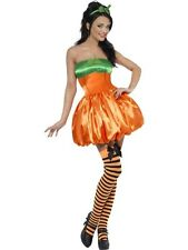 SALE! Adult Sexy Pumpkin Ladies Halloween Party Fancy Dress Costume Outfit