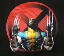 Marvel Comics Wolverine T-Shirt Big Sizes L XL 2XL 3XL 4XL 5XL X-Men Black New