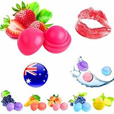 Moisturising Ball Shaped Lip Balms Fruit inspired scents Moister vitamin gloss