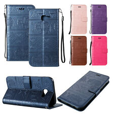 Stand Pouch Flip Case Cover PU Leather Wallet Credit Card Slot for iPhone 6 7