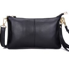 Black Pu Leather Party New Fashion Shoulder Cross-body Bag for Women