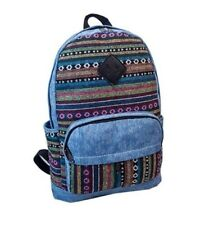 New Fashion Backpack Softback Canvas Material Solid Pattern Bag for Women