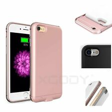 4000mAh Ultra Slim External Battery Case Power Bank Charger Cover For Iphone 7 6