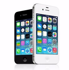 """Apple iPhone 4S 64GB """"Factory Unlocked GSM"""" (AT&T T-Mobile) - Black / White LTE"""