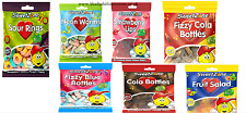 SWEETZONE 90g BAG JELLY FIZZY SWEETS VARIOUS VARIETIES 100% HALAL HMC