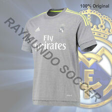 Real Madrid Adidas Original Away  Jersey 15-16