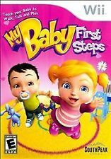 My Baby: First Steps (Nintendo Wii, 2009)