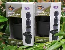 BCB CRUSADER 5 PIECE MULTI FUEL COOKER COOKING SYSTEM BUSHCRAFT SURVIVAL CAMPING