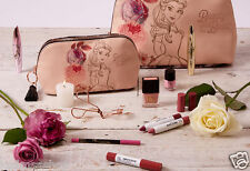 BELLE BEAUTY & THE BEAST Disney SMALL Make Up Toiletry Vanity Bag Pouch Primark