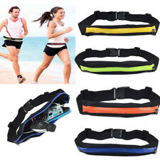 Fanny Pack Belly Waist Bum Bag Fitness Running Jogging Cycling Belt Pouch U.S.A