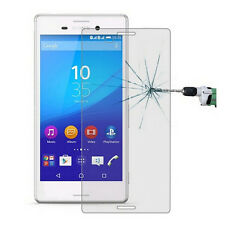 Genuine Tempered Glass Film Cover Screen Protector For SONY High Protection