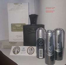Creed Green Irish Tweed Sample EDP In Travalo Atomizer Aircraft Approved Be Free