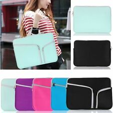 "Netbook Laptop Sleeve Case Bag Pouch Cover For 13""14"" 15"" Macbook Pro/Air BP"