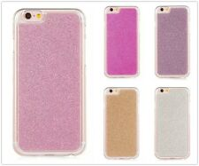 For Samsung Series Phone Luxury Bling Glitter Clear TPU Gel Soft Back Case Cover
