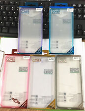 Lot/12 Crystal Clear TPU Gummy Case For Apple iPhone 6s Plus Wholesale