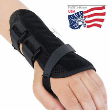 Approved Neoprene Wrist Support Hand Brace Carpal Tunnel Splint-Arthritis Mesh U