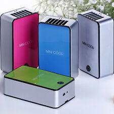 USB RECHARGEABLE MINI PORTABLE POCKET FAN COOL AIR HAND HELD TRAVEL COOLER FAN